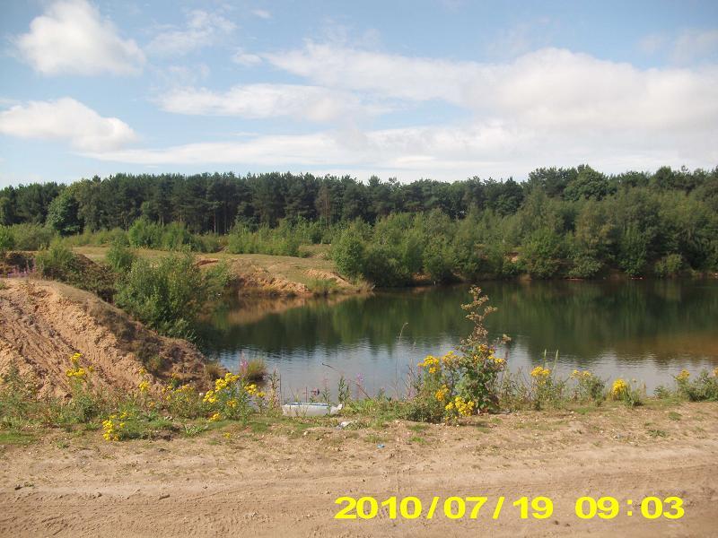 Quarry borehole site investigation Doncaster